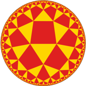 Alternated octagonal tiling - Image: Uniform tiling 433 t 0 edgecenter