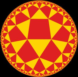 Alternated octagonal tiling - Image: Uniform tiling 433 t 0 edgecenter