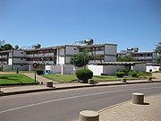 Dormitories for the University of Botswana