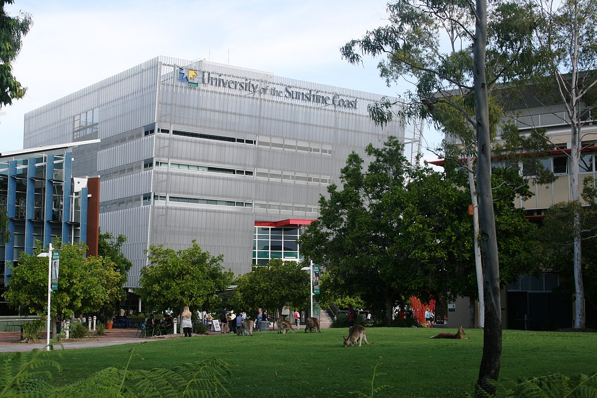 Image result for University of the Sunshine Coast, australia