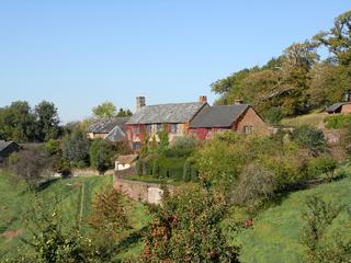Upcott, Cheriton Fitzpaine historic manor in Devon, England