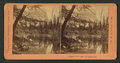 Upper Twin Lake, Yosemite, Cal, from Robert N. Dennis collection of stereoscopic views.png