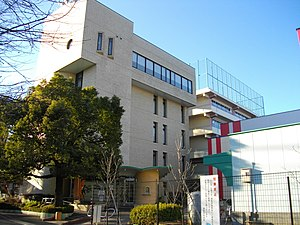 Urawa Gakuin High School.JPG