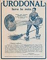 Urodonal, L'ILLUSTRATION 20Jan1918, No 3908.jpg