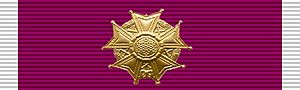 Charles Bouchard - Image: Us legion of merit officer rib
