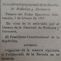Universidad de San Carlos de Guatemala - Wikipedia