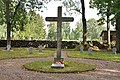 Vācijas karavīru brāļu kapi Džūkstes kapos, WWII, Džūkste, Džūkstes pagasts, Tukuma novads, Latvia - panoramio (8).jpg