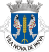 Coat of arms of Vila Nova de Paiva
