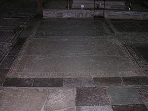 Vadstena Abbey - Gravestones of Queens Philippa and Catherine