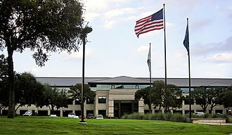 San Antonio - Headquarters of Valero Energy Corporation