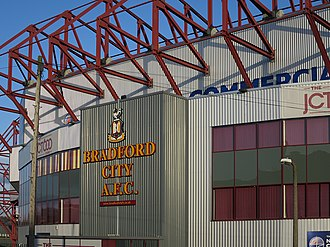 ITV Digital - ITV Digital's collapse significantly contributed to Bradford City F.C. being put into administration