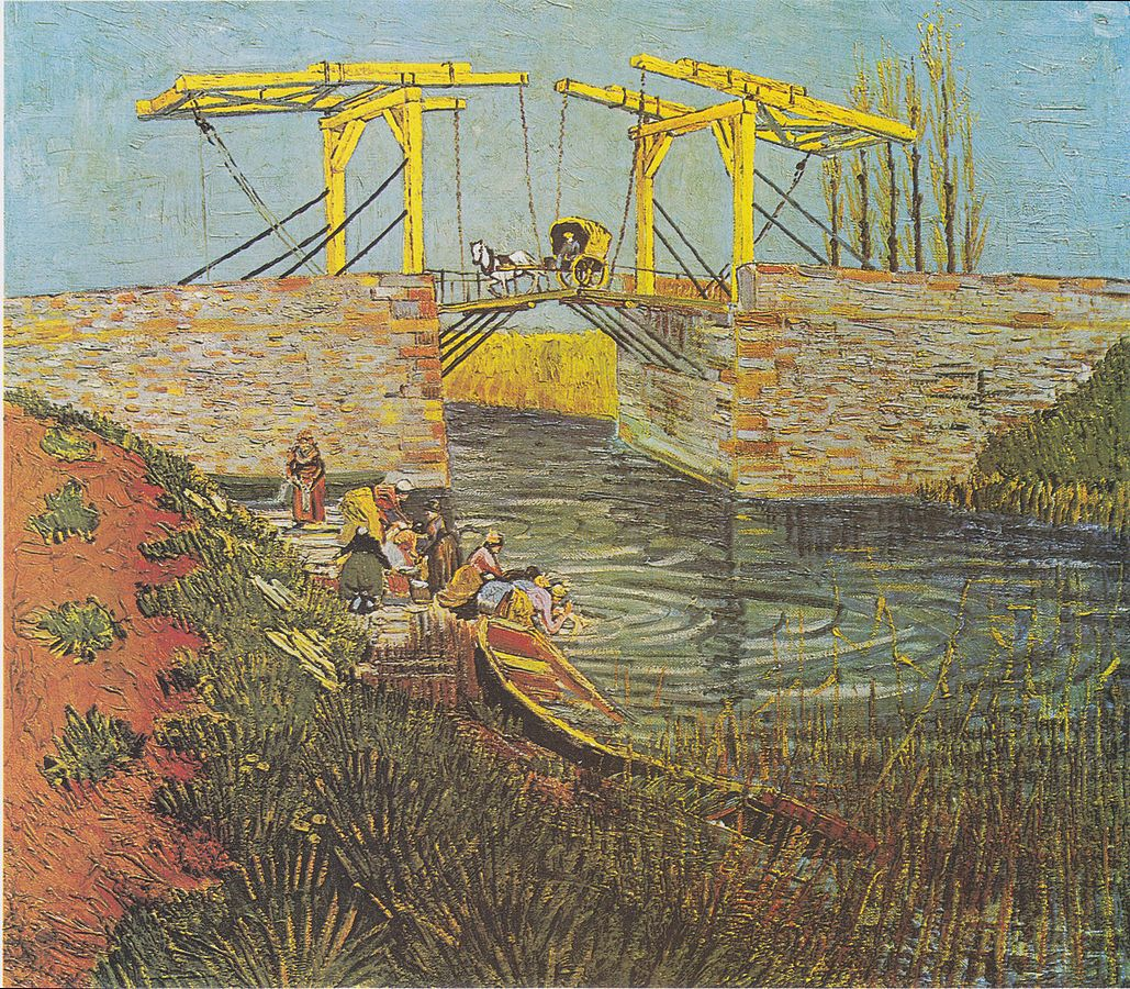 Vincent van Gogh - Crotos