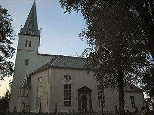 Vang, Hedmark - Vang church.