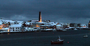 Vardø - View of Vardø