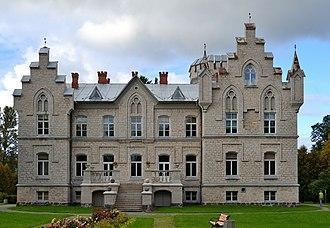 Vasalemma - Vasalemma Manor main building