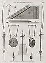 Vases, meubles et instrumens. Instrumens à corde qui paroissent propres aux égyptiens (NYPL b14212718-1268861).jpg