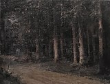 Vasilyev Road in a pine forest 1870 grm.jpg
