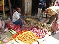 Vegetable Vending - Andul Bazaar - Howrah 2012-03-25 2917.JPG