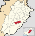 Vehari District, Punjab, Pakistan.png