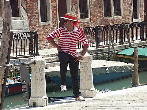 Venezia Gondolier