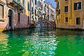 Venice canal view, Italy (24805586922).jpg
