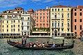 "Venice city scenes - gondoliers rule the ""streets"" - (11002419284).jpg"