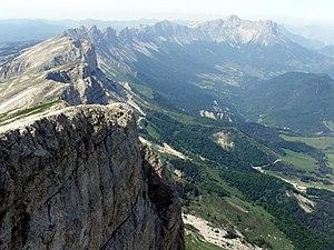 Dauphiné - Massif du Vercors