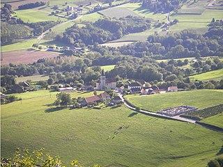 Verel-de-Montbel Commune in Auvergne-Rhône-Alpes, France