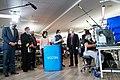 Vice President Pence at GM Ventec Ventilator Production Facility (49841676433).jpg