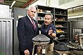 Vice President Pence at the NASA Ames Research Center (49084271083).jpg
