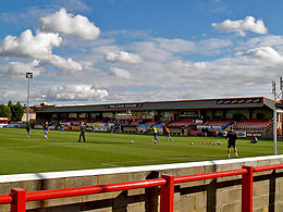 Victoria Road - Carling Stand.jpg