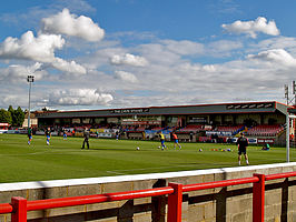 LBBD Stadium, Carling Stand