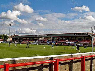 Victoria Road, Dagenham Football stadium in London, England