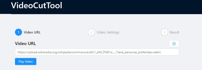 VideoCutTool Video URL.png