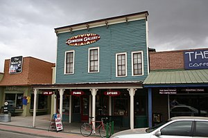 Gunnison, Colorado - Vienna Bakery-Johnson Restaurant in Gunnison