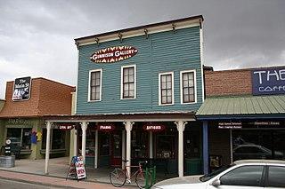 Gunnison, Colorado Home Rule Municipality in Colorado, United States