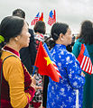 Vietnam Communist Party leaders arrives at Joint Base Andrews, to meet President Obama 150706-F-WU507-252.jpg