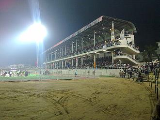 Punjabi kabaddi - Kabaddi at the Guru Gobind Singh Stadium