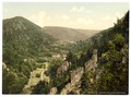 View in the Valley of Ilfeld, Ilfeld, Hartz, Germany-LCCN2002713811.tif