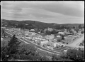 View of Lawrence, Clutha District, in 1926. ATLIB 59044.png