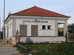 Vila Real de Santo António-Guadiana train station.JPG