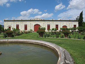 Villa La Magia - The limonaia
