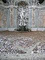 Villa reale di marlia, giardino dei limoni, esedra nord 07 pavimento.JPG