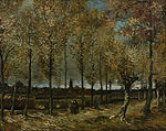 Vincent van Gogh - Poplars near Nuenen - Google Art Project.jpg