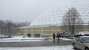 Liberty University - Liberty University Vines Center