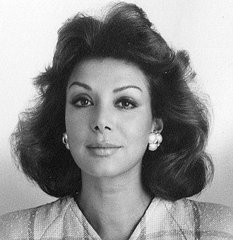 Virginia Vallejo - Virginia Vallejo in 1987