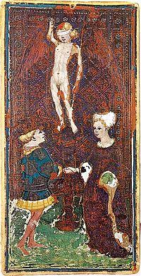 Kochankowie Tarot Wikipedia Wolna Encyklopedia
