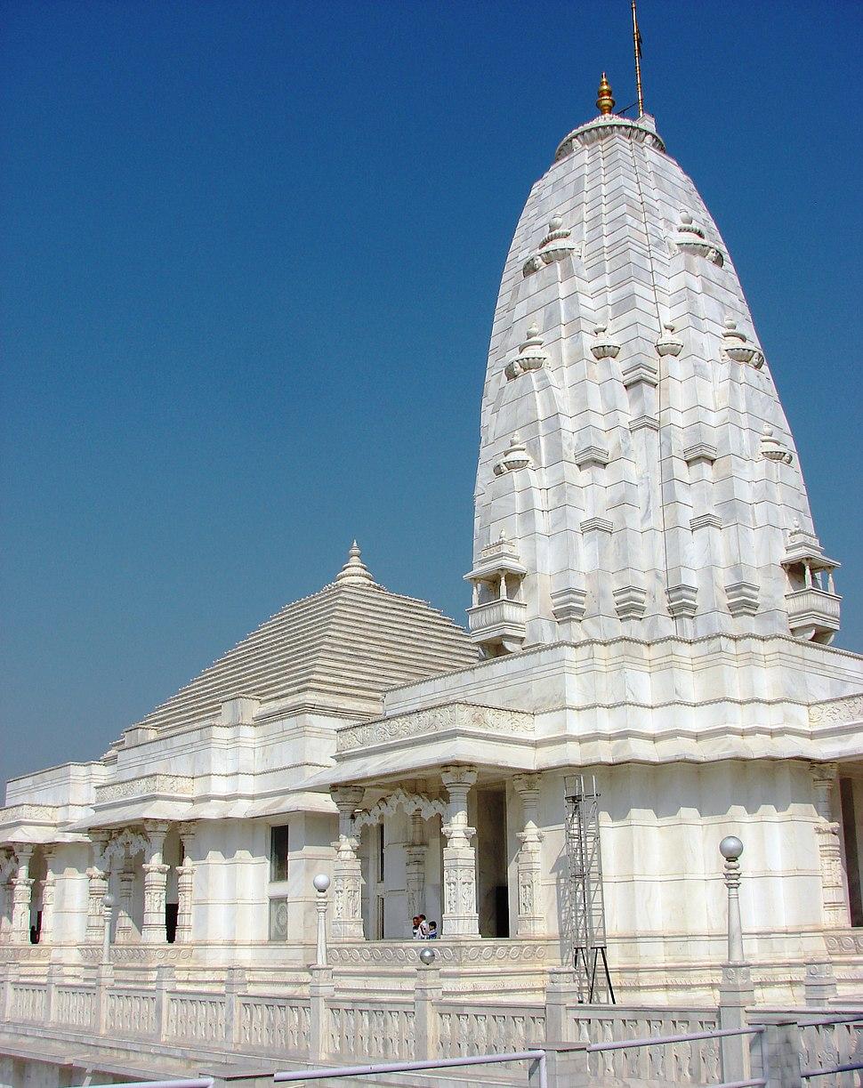 Vishnu Narayan Temple Jaipur