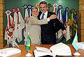 Visita do ministro da Defesa da Argentina, Agustin Rossi, ao ministro Celso Amorim (10980290424).jpg