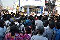 Visitors Interaction - JIS Group Pavilion - 38th International Kolkata Book Fair - Milan Mela Complex - Kolkata 2014-02-09 8697.JPG